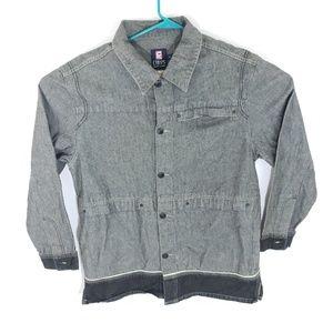 Vintage Chaps Ralph Lauren Large Denim Shirt